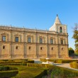Palace in Seville Spain - Stock Photo