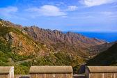 Dağlar tenerife adasında - kanarya — Stok fotoğraf