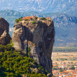 meteora monastery in greece — Stock Photo #21608619