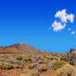 Volcano Teide in Tenerife island - Canary — Stock Photo #21785103