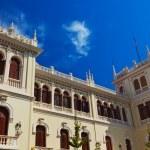 Retro architecture at Granada Spain — Stock Photo #21785025