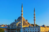 Istanbul sunset — Stock Photo
