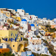 Stockfoto: Santorini view (Oia), Greece