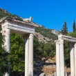 Ancient ruins in Ephesus Turkey — Stock Photo #23003872