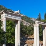 Ancient ruins in Ephesus Turkey — Stock Photo #23003872
