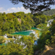 Waterfall KRKA in Croatia — Stock Photo #23073326