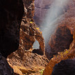 Royalty-Free Stock Photo: Famous canyon Masca at Tenerife - Canary