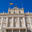 Royal Palace at Madrid Spain — Stock fotografie #23608705