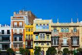 Arquitetura de espanha sevilla — Foto Stock