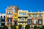 Sevilla Spain architecture — Stock Photo