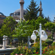 Stock Photo: MevlanMuseum and Mausoleum at KonyTurkey