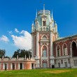 Tsaritsino palace - Russia Moscow - Stock Photo