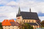 Architecture at Slany - Czech republic — Stock Photo