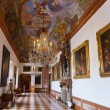 Stock Photo: Interior of palace in Salzburg Austria