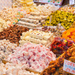 Stock Photo: Turkish delight sweets
