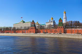 Kremlin in Moscow (Russia) — Stock Photo