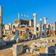 Ruins of st. Johns Basilica at Selcuk Ephesus Turkey — Stock Photo #32104639