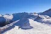 Mountains ski resort Bad Gastein - Austria — Stock Photo