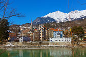 Innsbruck Austria — Stock Photo