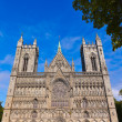 Cathedral in Trondheim Norway — Stock Photo