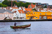 Stavanger - Norway — Stock Photo