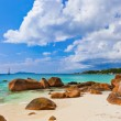 Stock Photo: Beach Anse Lazio - Seychelles