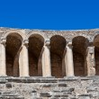 Old amphitheater Aspendos in Antalya, Turkey — Stock fotografie