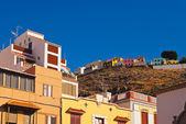 Town San Sebastian - La Gomera Island - Canary — Stock Photo