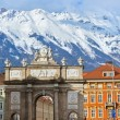 Triumph Arch - Innsbruck Austria — Stock Photo #36230059