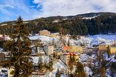 Mountains ski resort Bad Gastein Austria — Stock Photo