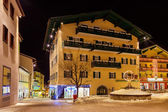 Montagne sci resort bad hofgastein austria — Foto Stock