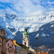 Old town in Innsbruck Austria — Stock Photo #36799395