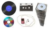 Musik-ausrüstung — Stockfoto