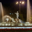 The fountain of Neptune in Madrid — Stock Photo #50780225