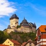 Castle Karlstejn in Czech Republic — Stock Photo #51269385