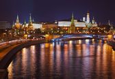 Kremlin in Moscow Russia — Stock Photo