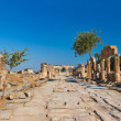 Old ruins at Pamukkale Turkey — Stock Photo #51633719