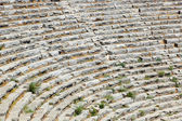 Ancient amphitheater in Myra, Turkey — Stock Photo