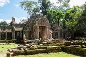 Preah Khan Temple. — Stock Photo