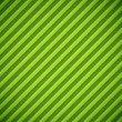 Bumped stripes green background — Stock Vector