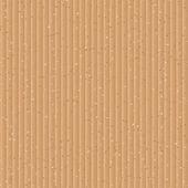 Seamless yellow cardboard vector texture. — Stock Vector