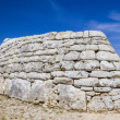 Naveta des Tudons ossuary at Menorca island, Spain. — Stock Photo #30825725