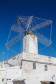 Old corn mill in Ciutadella, Menorca, Spain. — Stock Photo