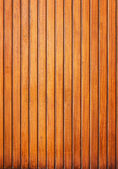 Wooden planks wall vertical background. — Stock Photo