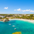 Cala Galdana - one of the most popular beaches at Menorca — Stock Photo #32332471