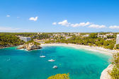 Cala Galdana - one of the most popular beaches at Menorca — Stock Photo