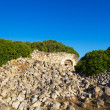 Torralbd'en Salort ruins at Menorca, Spain. — Stock Photo #38028351