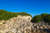 Torralba d'en Salort ruins at Menorca, Spain. — Stock Photo