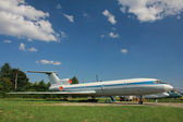 Airliner TU-154 — Stock Photo