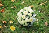 Bukett blommor — Stockfoto